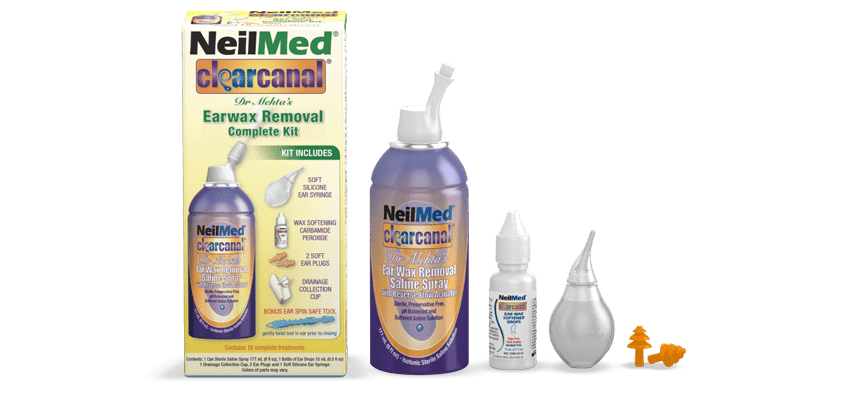 NEILMED EAR CARE
