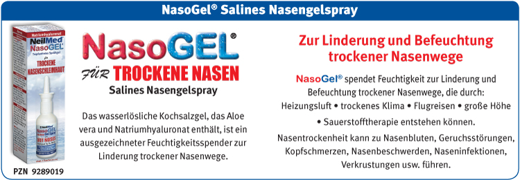 NeilMed nasoGel Germany